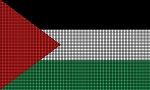Palestine Flag Crochet Pattern
