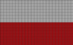 Poland Flag Crochet Pattern