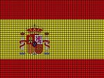 Spain Flag Crochet Pattern