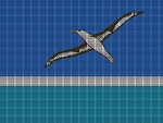 Midway Islands Flag Crochet Pattern