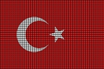 Turkey Flag Crochet Pattern