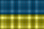 Ukraine Flag Crochet Pattern