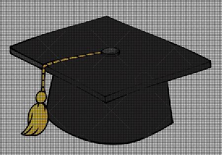 Home   Crochet Graph Patterns   Graduation   Graduation Cap Crochet Pattern 94cb96a7add