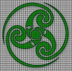 Celtic Swirl Crochet Pattern