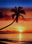 Beautiful Sunset Crochet Pattern