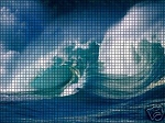 Ocean Waves Crochet Pattern