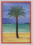 Palm Tree Crochet Pattern