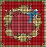 Wreath Of Roses Crochet Pattern