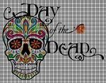 Day of the Dead Crochet Pattern