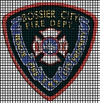 Bossier City Fire Department Crochet Pattern