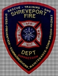 Shrevport Fire Department Crochet Pattern