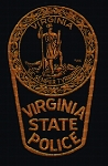 Virginia State Police Crochet Pattern