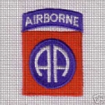 82nd Airborne Division Crochet Pattern