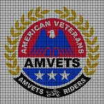 Amvets Riders Cross Crochet Pattern
