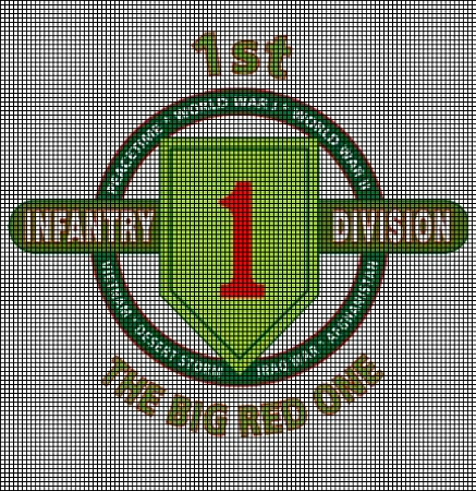 Military Vehicles For Sale >> Infantry Division 1 Crochet Pattern