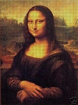 Mona Lisa Crochet Pattern