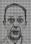 Don Knotts Crochet Pattern