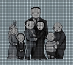 Adams Family Picture Crochet Pattern