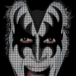 Gene Simmons Crochet Pattern