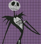Nightmare Before Christmas 3 Crochet Pattern