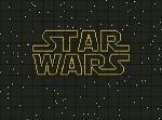 Star Wars Logo Without Ship Crochet Pattern