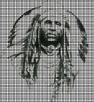 Indian Chief Crochet Pattern