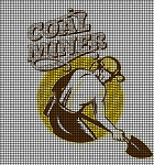 Coal Miner Crochet Pattern