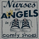 Nurses Are Angels Crochet Pattern