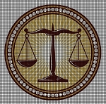 The Scales of Justice Crochet Pattern