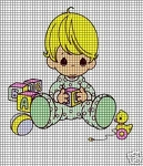 Precious Moments Baby Crochet Pattern