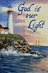 God Is Our Light Crochet Pattern