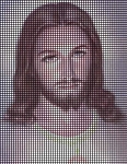 Jesus Face Crochet Pattern