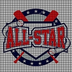 Baseball All Star Crochet Pattern