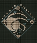 Lancer Softball Crochet Pattern