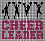 Cheerleaders Rule Crochet Pattern