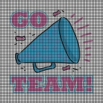 Go Team Crochet Pattern