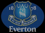Everton Footballl Crochet Pattern