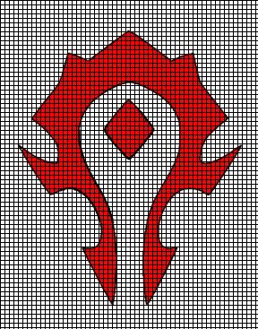 Horde Crochet Pattern