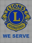 Lions International Crochet Pattern