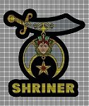 Shriner Crochet Pattern