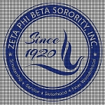Zeta Phi Beta Sorority Crochet Pattern