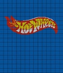 Hot Wheels Crochet Pattern