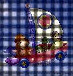 Wonderpets Fly Crochet Pattern