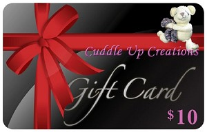 $10.00 Gift Card