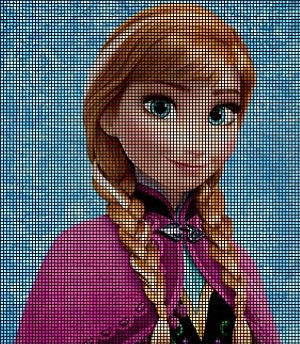 beautiful anna crochet pattern