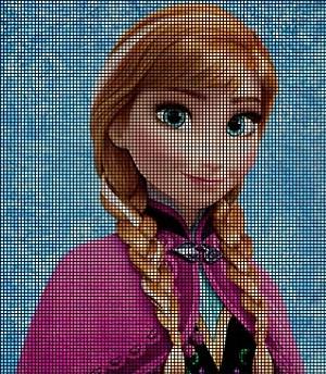 Beautiful Anna Crochet Pattern