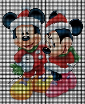 Ready for Christmas Crochet Pattern