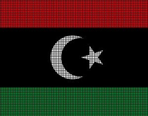 Libya Flag Crochet Pattern
