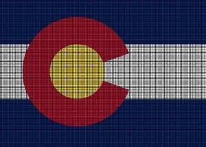 Colorado State Flag Crochet Pattern
