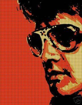 Elvis Tigerman Crochet Pattern